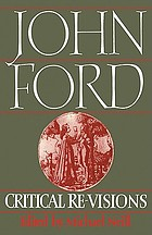 John Ford : critical re-visions