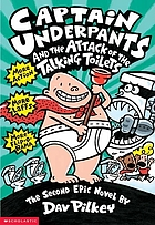 Captain underpants and the attack of the talking toilets #2.