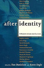 After identity : a reader in law and culture