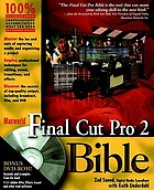 Macworld Final Cut Pro 2 bible