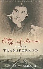 Etty Hillesum : a life transformed