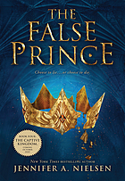 The ascendance trilogy. 01 : the false prince