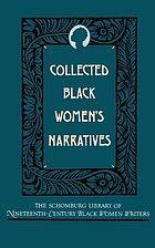 Collected Black women's narratives
