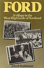 Ford, a village in the West Highlands of Scotland : a case study of repopulation and social change in a small community