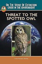 Threat to the spotted owl