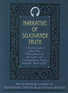 Narrative of Sojourner Truth, a bondswoman of olden time : with a history of her labors and correspondence drawn from her