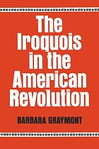 The Iroquois in the American Revolution