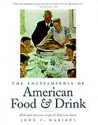 The encyclopedia of American food & drink