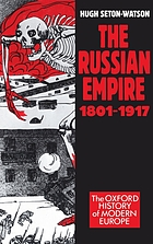 The Russian empire, 1801-1917