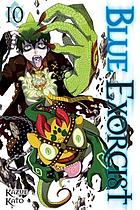 Blue exorcist. 10