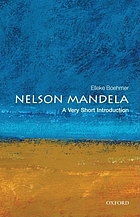 Nelson Mandela : a very short introduction