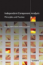 Independent component analysis : principles and practice