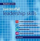 Successful leadership skills