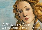 A year in art : a treasure a day.