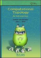 Computational topology : an introduction