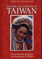 Culture and customs of Taiwan