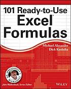 101 ready-to-use Excel® formulas