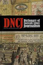 Dictionary of nineteenth-century journalism