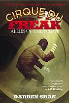 Cirque Du Freak: Allies of the Night ; #8.