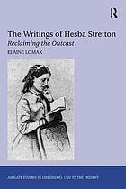 The writings of Hesba Stretton : reclaiming the outcast