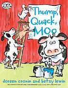 Thump, quack, moo : a whacky adventure