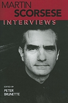 Martin Scorsese : interviews