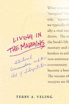 Living in the margins : intentional communities and the art of interpretation