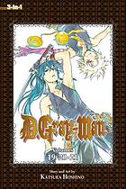 D.Gray-Man. Volumes 19-20-21