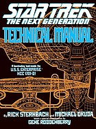 Star trek, the next generation : technical manual