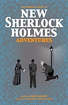 The mammoth book of new Sherlock Holmes adventures