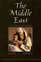 The Middle East : a cultural psychology
