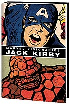 Marvel visionaries. Jack Kirby.