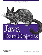 Java data objects : [store objects with ease]