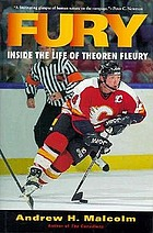 Fury : inside the life of Theoren Fleury
