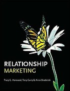 Relationship marketing : perspectives, dimensions and contexts