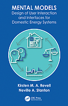Mental models : design of user interaction and interfaces for domestic energy systems