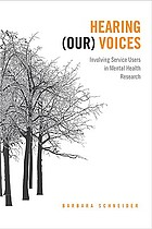 Hearing (our) voices : participatory research in mental health