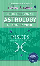 Your personal astrology planner 2010 - Pisces
