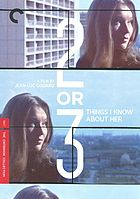 2 ou 3 choses que je sais d'elle = 2 or 3 things I know about her