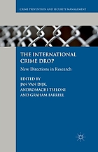 The international crime drop : new directions in research