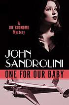 One for our baby : a novel