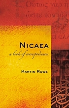 Nicaea : a book of correspondences