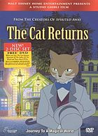 The cat returns