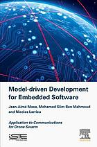 Model-driven development for embedded software : application to communications for drone swarm.