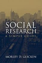 Social research : a simple guide