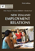 New Zealand employment relations