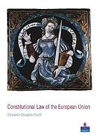 Constitutional law of the European Union