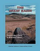 The Great Basin : people and place in ancient times