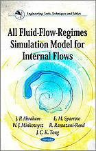 All fluid-flow-regimes simulation model for internal flows