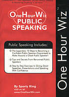 OneHourWiz : public speaking
